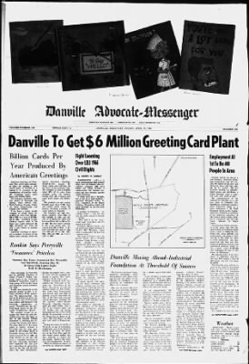 The advocate messenger from danville kentucky on april 29 1966 the advocate messenger from danville kentucky on april 29 1966 page 13 m4hsunfo
