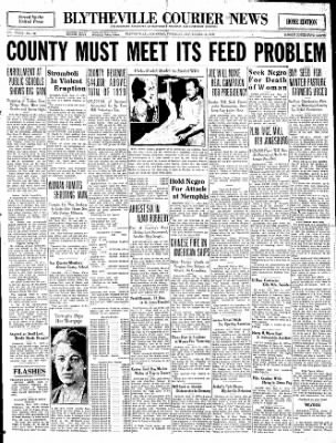 The Courier News from Blytheville, Arkansas on September 11, 1930 · Page 1