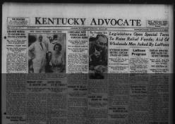 Kentucky Advocate