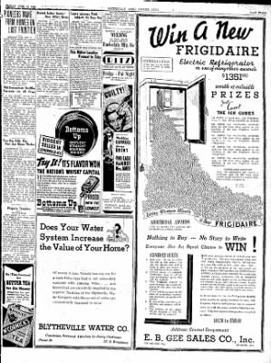 The Courier News from Blytheville, Arkansas on June 19, 1936 · Page 3
