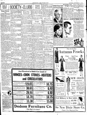 The Courier News from Blytheville, Arkansas on September 11, 1930 · Page 2