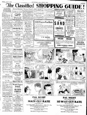 The Courier News from Blytheville, Arkansas on June 19, 1936 · Page 5