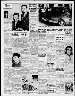 The Pittsburgh Press from Pittsburgh, Pennsylvania on July 6, 1948 · Page 2