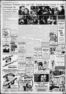 The Tennessean from Nashville, Tennessee on March 3, 1946 · Page 26