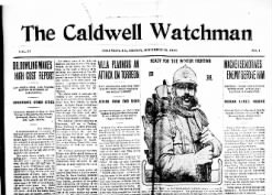 The Caldwell Watchman