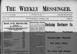 The Weekly Messenger