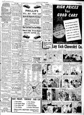 The Courier News from Blytheville, Arkansas on November 24, 1944 · Page 7