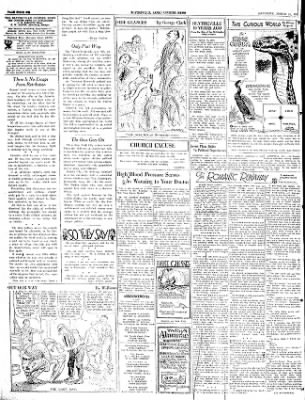 The Courier News from Blytheville, Arkansas on March 31, 1934 · Page 4