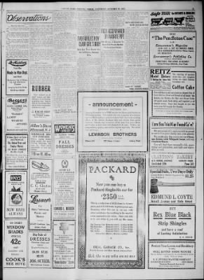 Asbury Park Press from Asbury Park, New Jersey on October 29, 1921 · Page 3