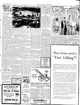 The Courier News from Blytheville, Arkansas on April 8, 1938 · Page 5