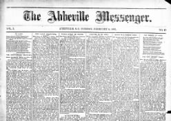 The Abbeville Messenger