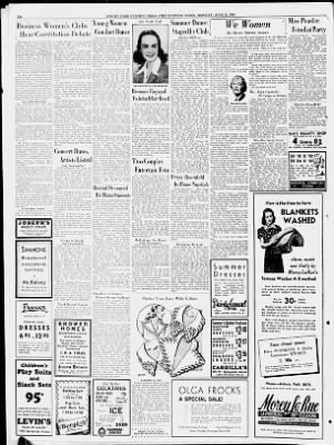 Asbury Park Press From New Jersey On June 23 1941 Page 10