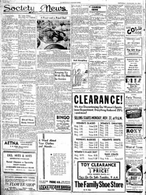 The Courier News from Blytheville, Arkansas on November 25, 1944 · Page 2