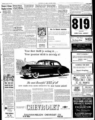The Courier News from Blytheville, Arkansas on April 15, 1949 · Page 7