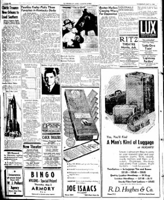 The Courier News from Blytheville, Arkansas on May 2, 1946 · Page 6