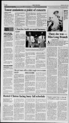 Asbury Park Press from Asbury Park, New Jersey on September 8, 1997 · Page 4