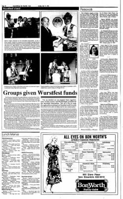 New Braunfels Herald-Zeitung from New Braunfels, Texas on
