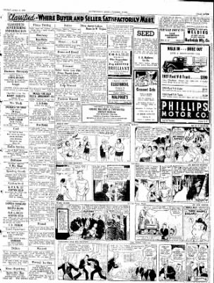 The Courier News from Blytheville, Arkansas on April 8, 1938 · Page 7