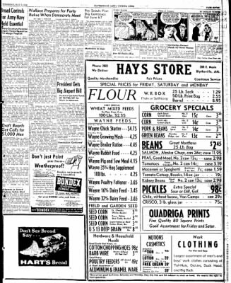 The Courier News from Blytheville, Arkansas on May 2, 1946 · Page 7