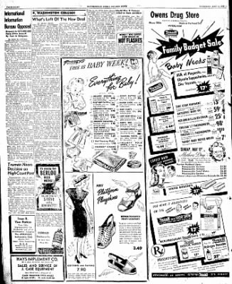 The Courier News from Blytheville, Arkansas on May 2, 1946 · Page 8