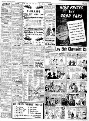 The Courier News from Blytheville, Arkansas on November 25, 1944 · Page 5