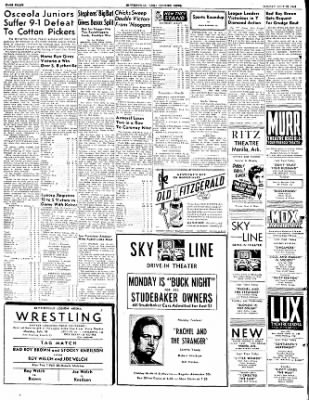 The Courier News from Blytheville, Arkansas on July 18, 1949 · Page 8