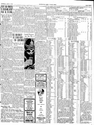 The Courier News from Blytheville, Arkansas on April 9, 1938 · Page 3