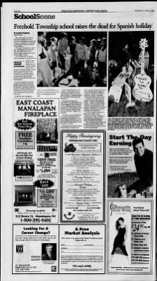 Park Press from Asbury Park, New Jersey on November 8, 2001 · Page 12