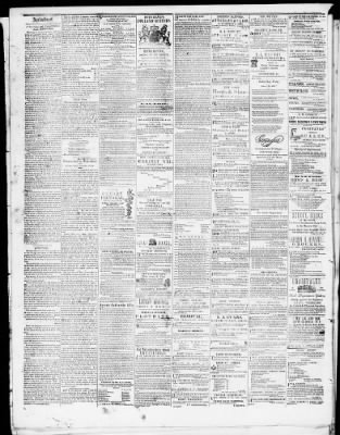 Belmont Chronicle From Saint Clairsville Ohio On April 9 1857 Page 4