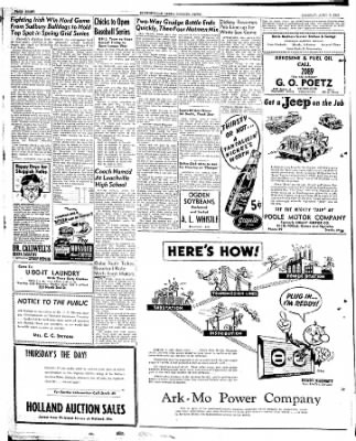 The Courier News from Blytheville, Arkansas on April 8, 1947 · Page 8