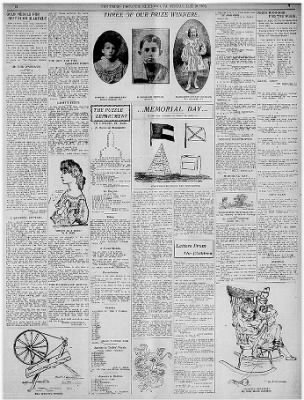 The Times Dispatch from Richmond, Virginia on May 28, 1905
