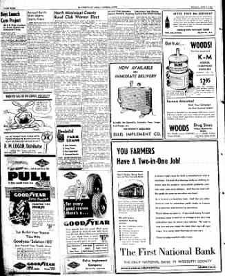 The Courier News from Blytheville, Arkansas on May 3, 1946 · Page 4