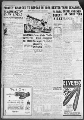 The Pittsburgh Press from Pittsburgh, Pennsylvania on November 8, 1925 · Page 18