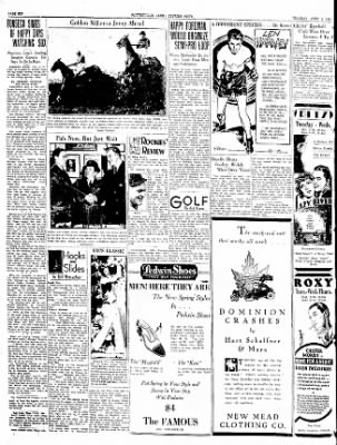 The Courier News from Blytheville, Arkansas on April 3, 1934 · Page 6