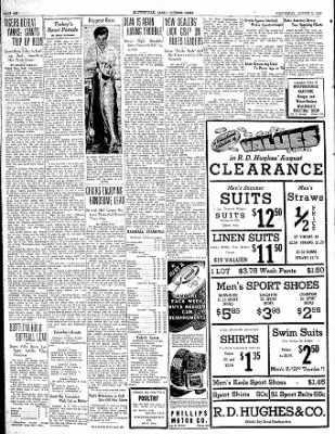 The Courier News from Blytheville, Arkansas on August 2, 1939 · Page 6