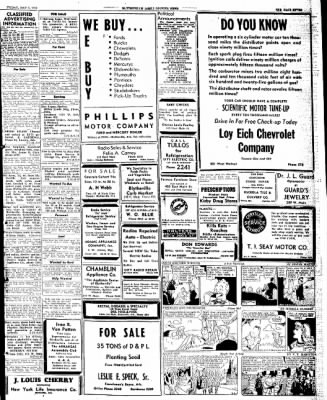 The Courier News from Blytheville, Arkansas on May 3, 1946 · Page 7