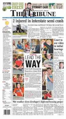 The Tribune from Seymour, Indiana on September 17, 2014 · Page 1