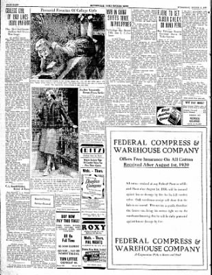 The Courier News from Blytheville, Arkansas on August 2, 1939 · Page 8