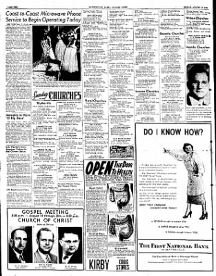 The Courier News from Blytheville, Arkansas on August 17, 1951 · Page 2