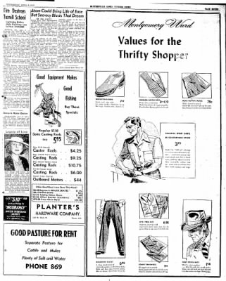 The Courier News from Blytheville, Arkansas on April 9, 1947 · Page 7