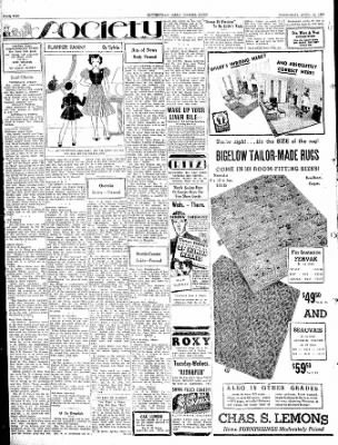 The Courier News from Blytheville, Arkansas on April 13, 1938 · Page 2