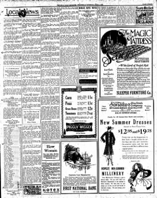 The Iola Register from Iola, Kansas on June 2, 1926 · Page 3