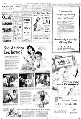 Cumberland Evening Times from Cumberland, Maryland on December 7, 1948 · Page 8