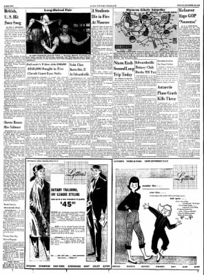 Alton Evening Telegraph from Alton, Illinois on October 19, 1956 · Page 2