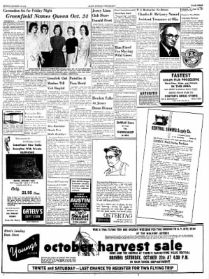 Alton Evening Telegraph from Alton, Illinois on October 19, 1956 · Page 3