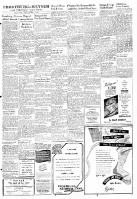 Cumberland Evening Times from Cumberland, Maryland on December 7, 1948 · Page 19