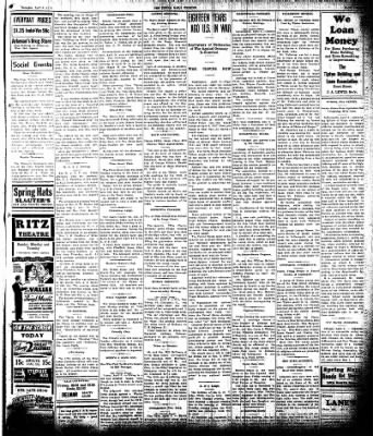 The Tipton Daily Tribune from Tipton, Indiana on April 6, 1935 · Page 3