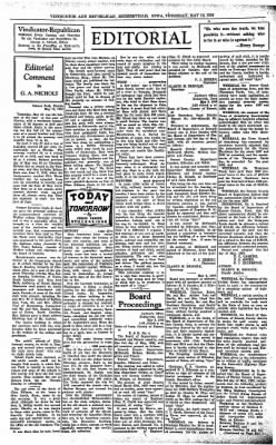Estherville Daily News from Estherville, Iowa on May 18, 1939 · Page 2