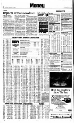 The Salina Journal from Salina, Kansas on January 18, 1996 · Page 12