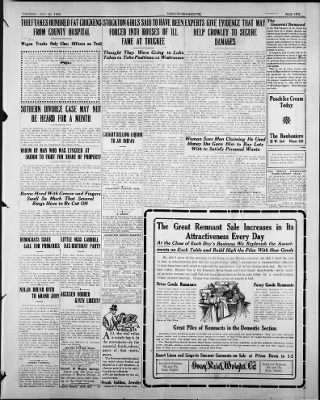 Reno Gazette-Journal from Reno, Nevada on July 30, 1908 · Page 5